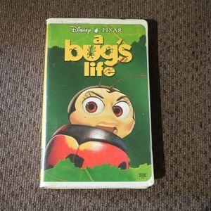 A Bug's Life (LADYBUG) VHS